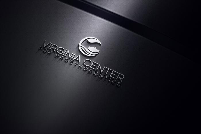 Logo Design by Mohammad azad Hossain - Entry No. 37 in the Logo Design Contest Imaginative Logo Design for Virginia Center for Prosthodontics.