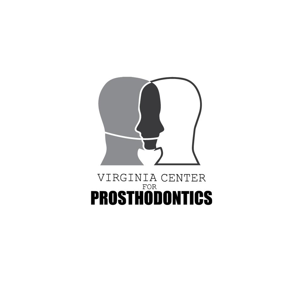 Logo Design by pojas12 - Entry No. 41 in the Logo Design Contest Imaginative Logo Design for Virginia Center for Prosthodontics.