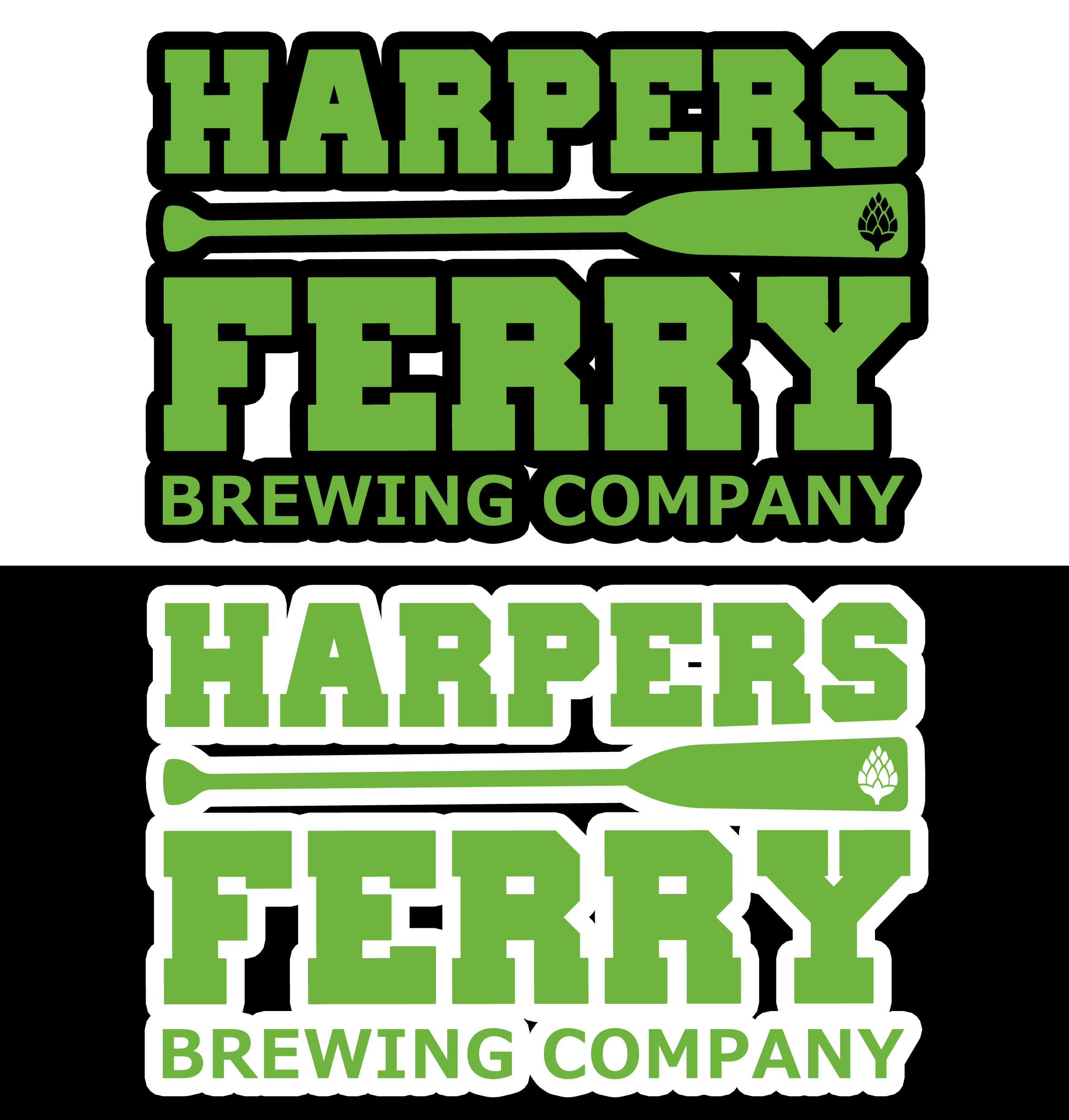 Logo Design by JSDESIGNGROUP - Entry No. 131 in the Logo Design Contest Unique Logo Design Wanted for Harpers ferry brewing company.