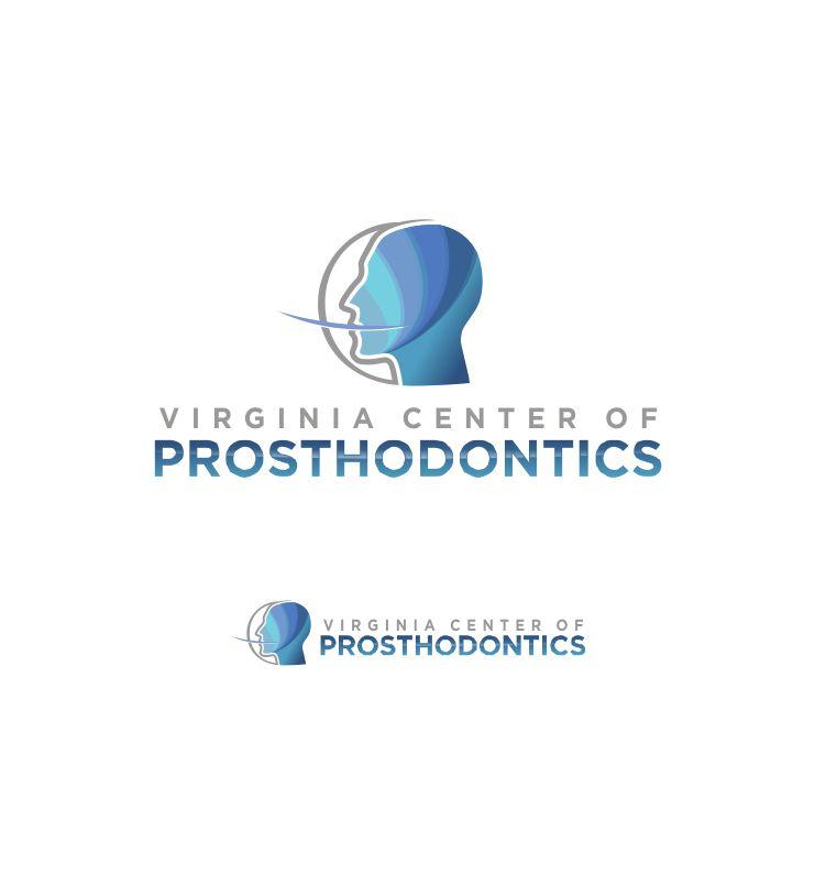 Logo Design by Raymond Garcia - Entry No. 42 in the Logo Design Contest Imaginative Logo Design for Virginia Center for Prosthodontics.