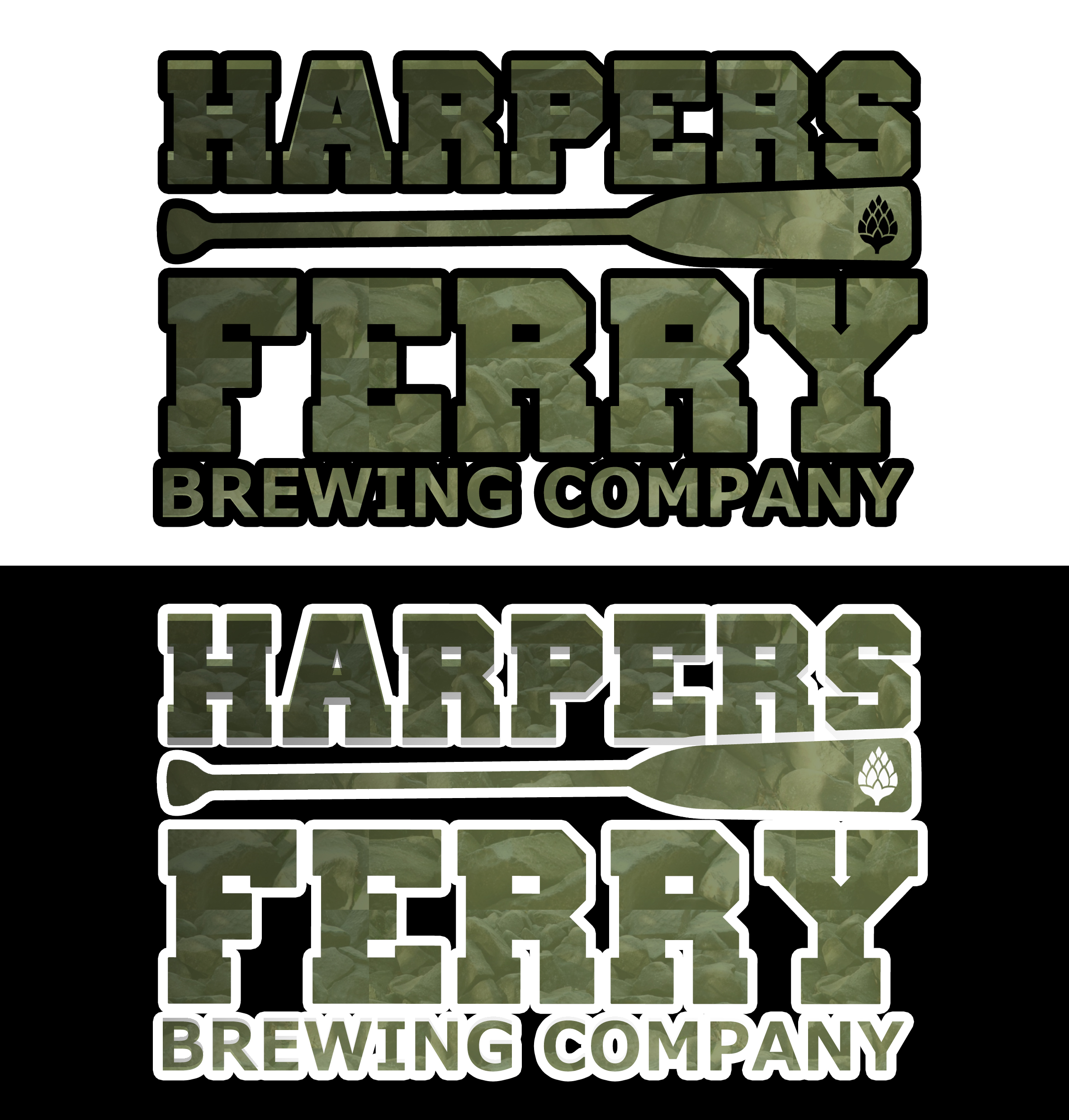 Logo Design by JSDESIGNGROUP - Entry No. 133 in the Logo Design Contest Unique Logo Design Wanted for Harpers ferry brewing company.