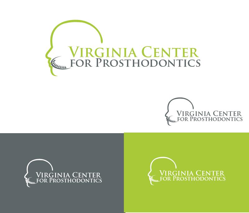 Logo Design by Private User - Entry No. 45 in the Logo Design Contest Imaginative Logo Design for Virginia Center for Prosthodontics.