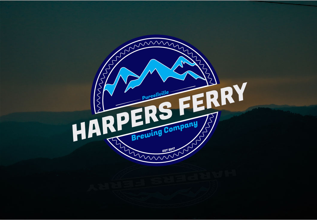 Logo Design by Private User - Entry No. 139 in the Logo Design Contest Unique Logo Design Wanted for Harpers ferry brewing company.