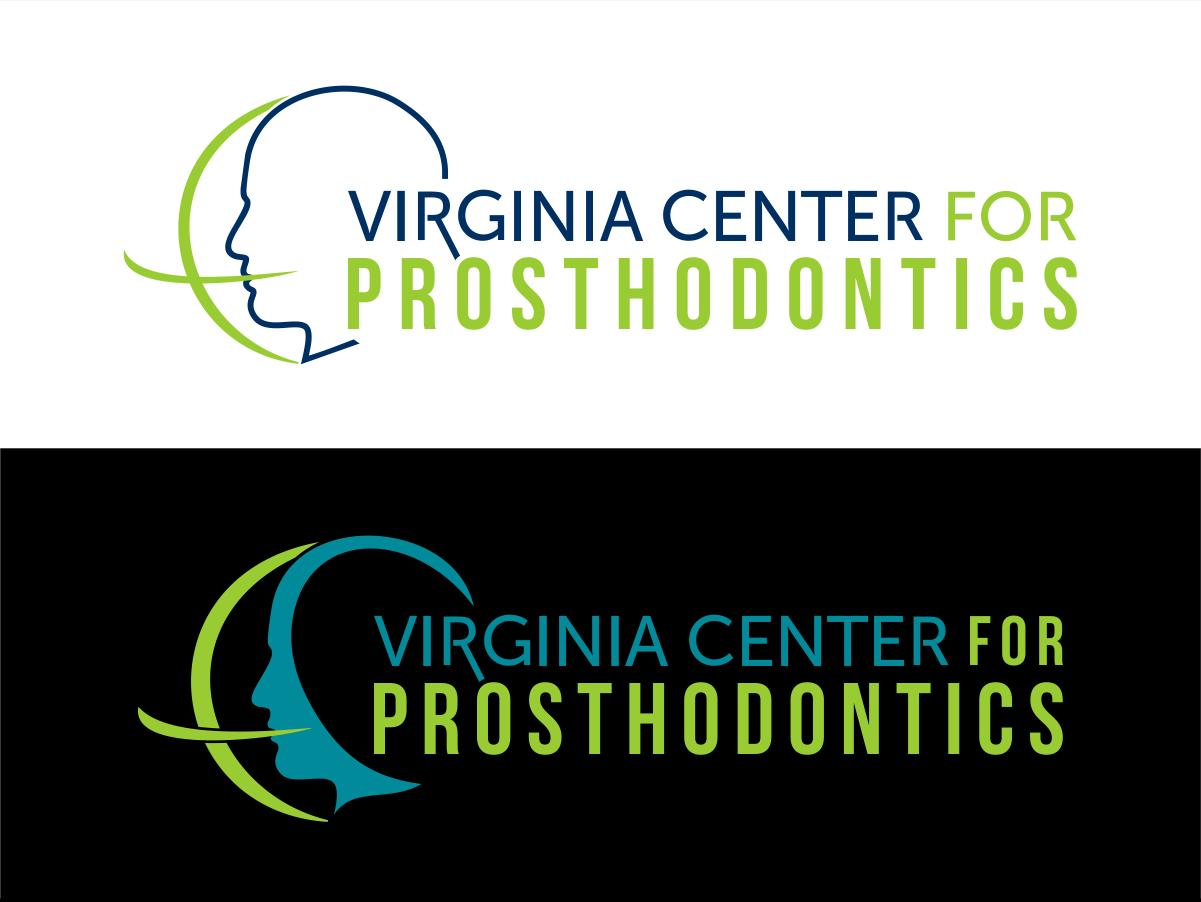 Logo Design by Private User - Entry No. 46 in the Logo Design Contest Imaginative Logo Design for Virginia Center for Prosthodontics.
