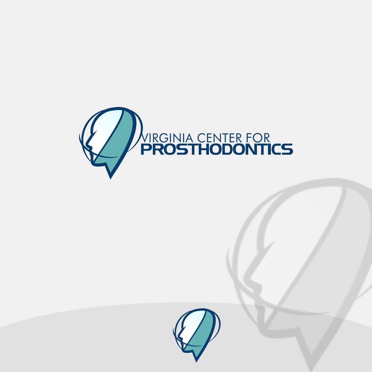 Logo Design by Private User - Entry No. 47 in the Logo Design Contest Imaginative Logo Design for Virginia Center for Prosthodontics.