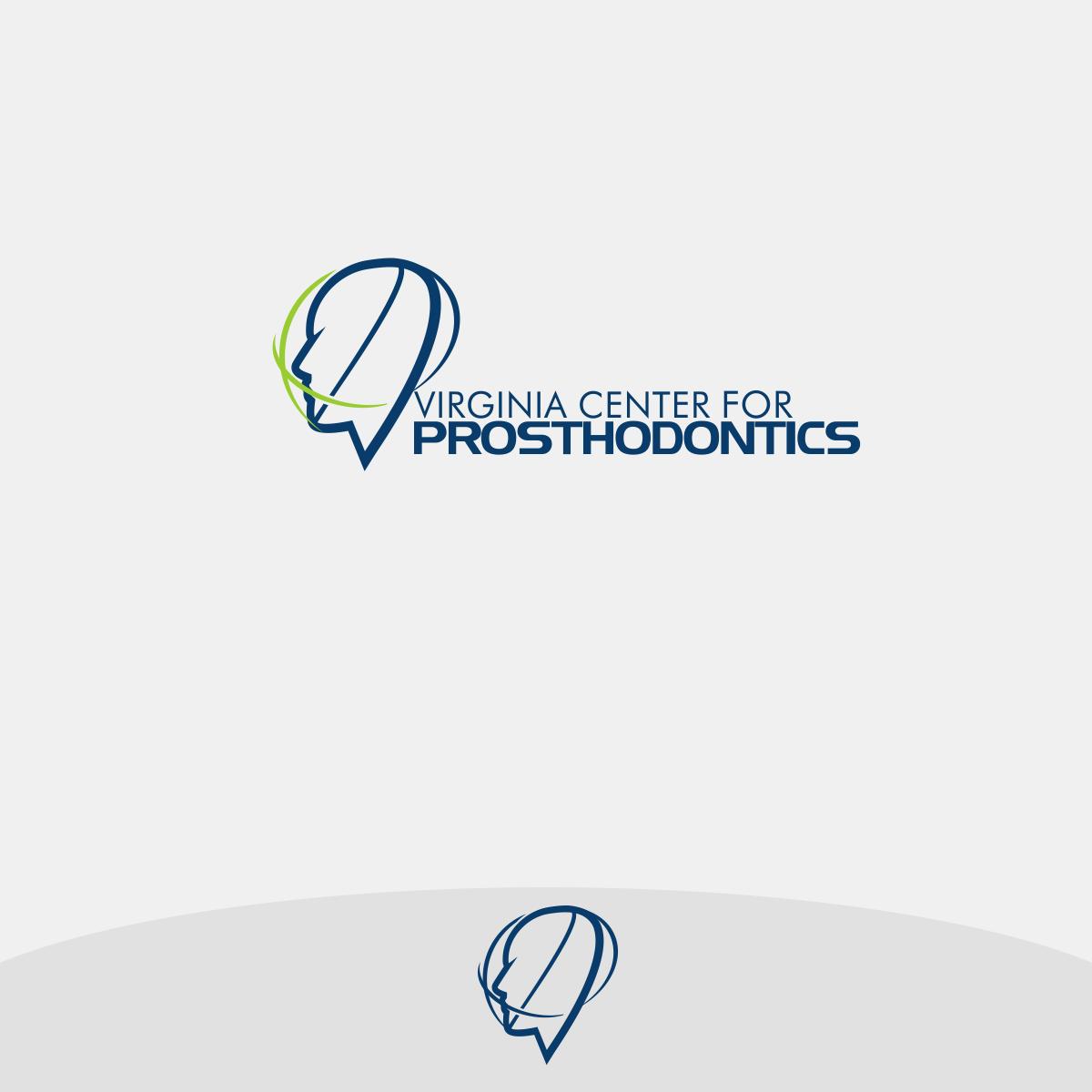 Logo Design by Private User - Entry No. 48 in the Logo Design Contest Imaginative Logo Design for Virginia Center for Prosthodontics.