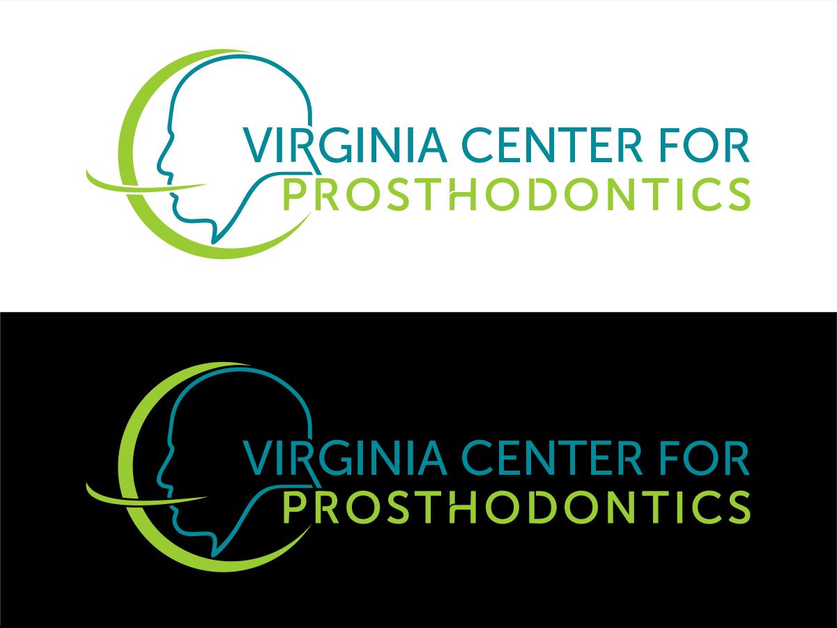Logo Design by Private User - Entry No. 49 in the Logo Design Contest Imaginative Logo Design for Virginia Center for Prosthodontics.