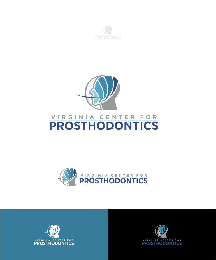 Logo Design by Raymond Garcia - Entry No. 52 in the Logo Design Contest Imaginative Logo Design for Virginia Center for Prosthodontics.