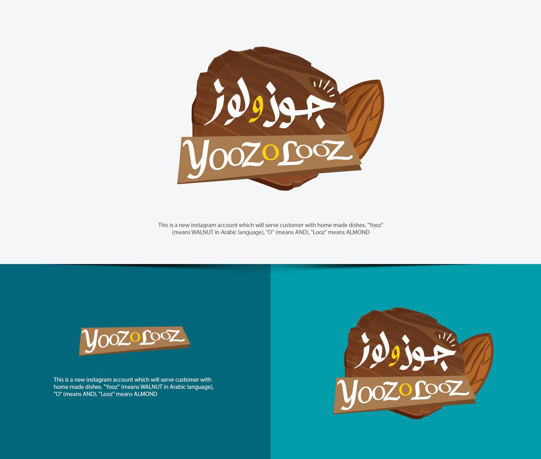 Logo Design by Mostafa Hegazy - Entry No. 12 in the Logo Design Contest Imaginative Logo Design for Yooz O Looz.