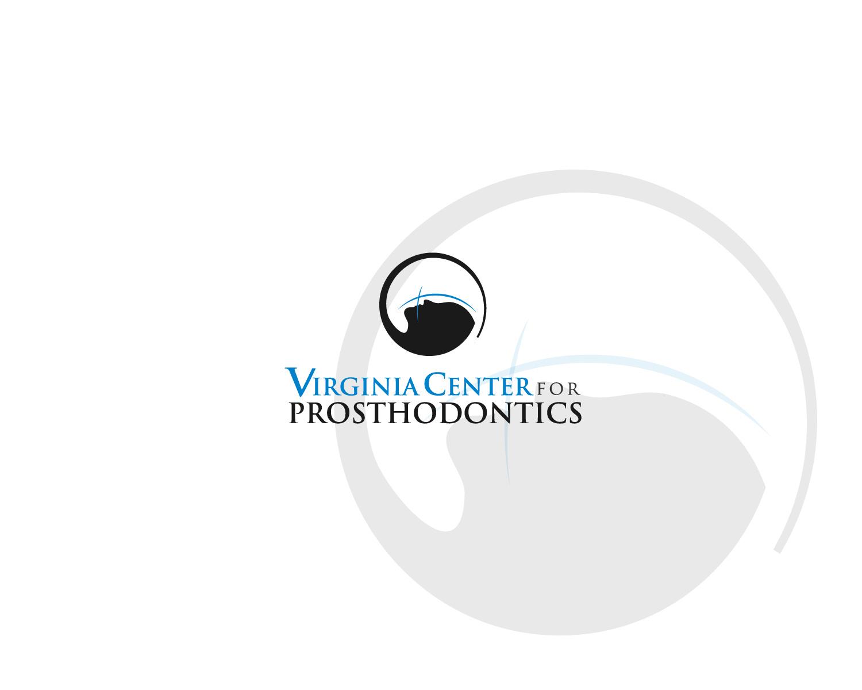 Logo Design by MD SHOHIDUL ISLAM - Entry No. 53 in the Logo Design Contest Imaginative Logo Design for Virginia Center for Prosthodontics.