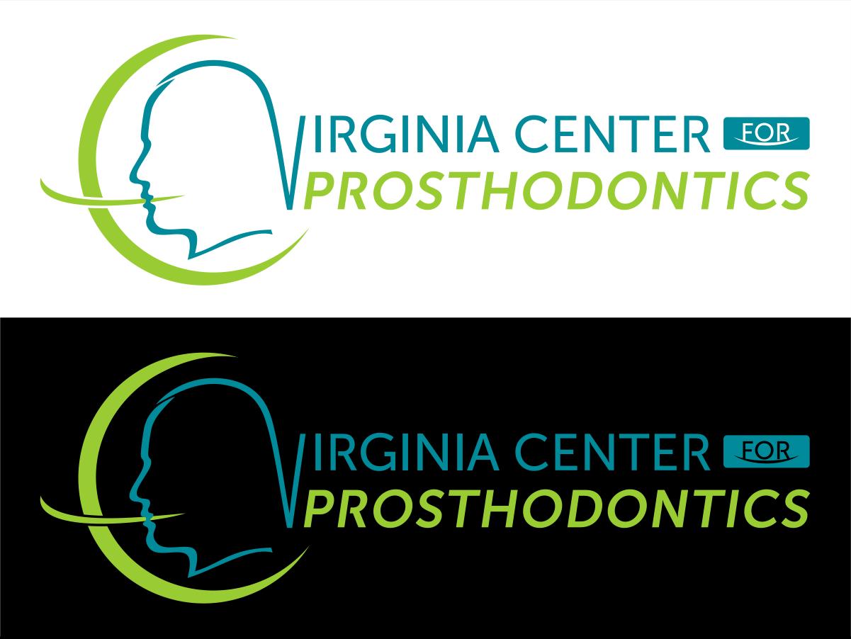 Logo Design by Private User - Entry No. 55 in the Logo Design Contest Imaginative Logo Design for Virginia Center for Prosthodontics.
