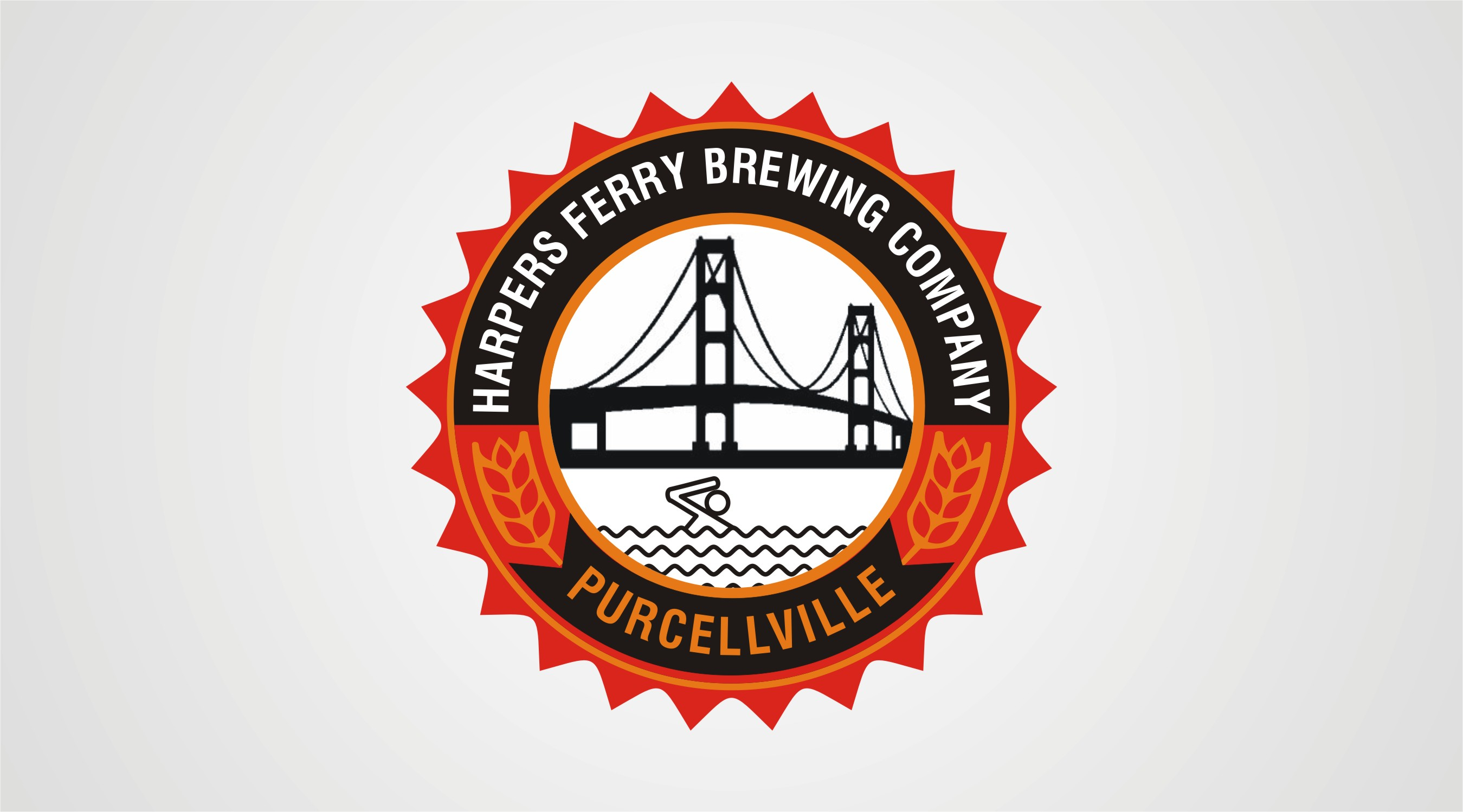 Logo Design by Private User - Entry No. 142 in the Logo Design Contest Unique Logo Design Wanted for Harpers ferry brewing company.