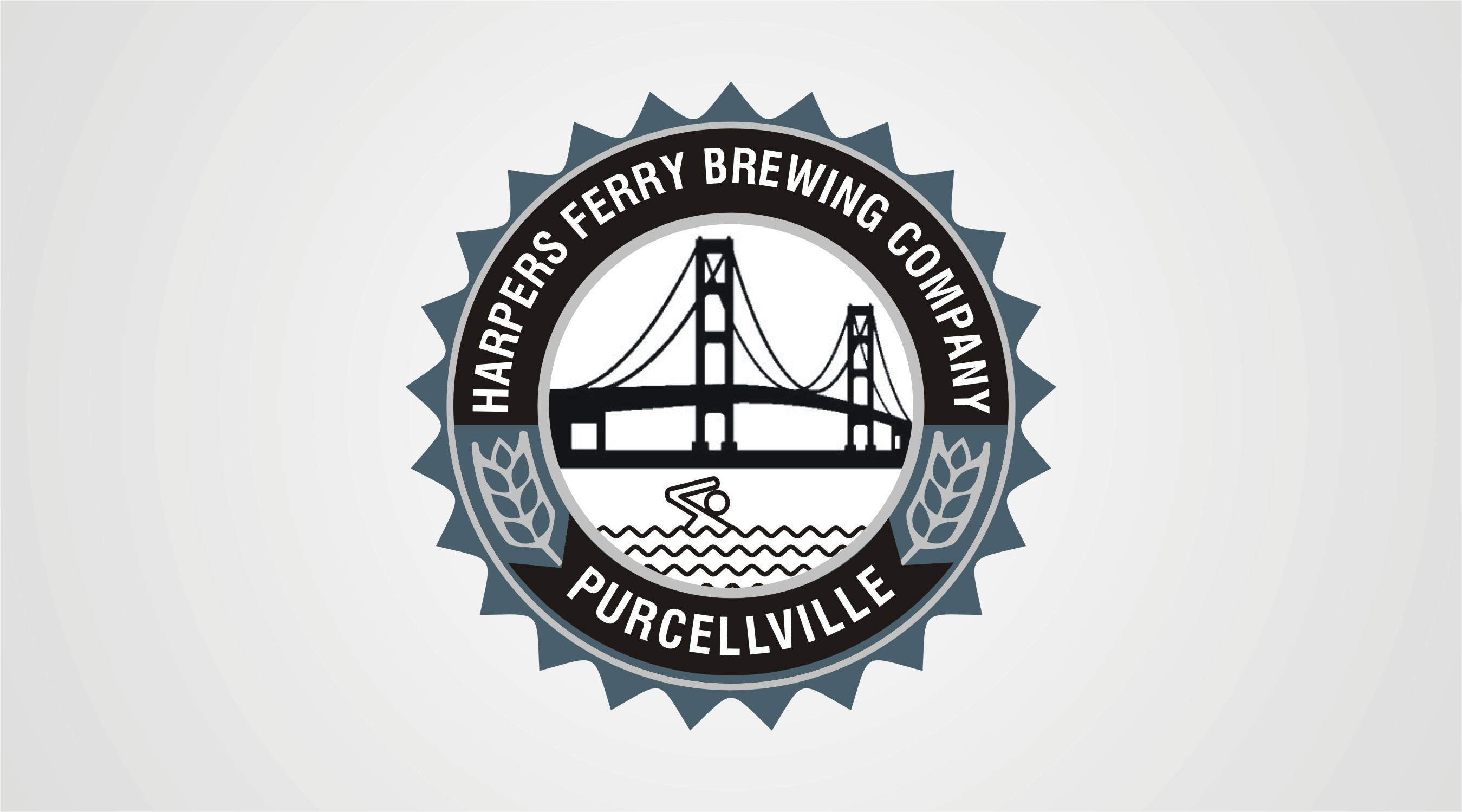 Logo Design by Private User - Entry No. 143 in the Logo Design Contest Unique Logo Design Wanted for Harpers ferry brewing company.