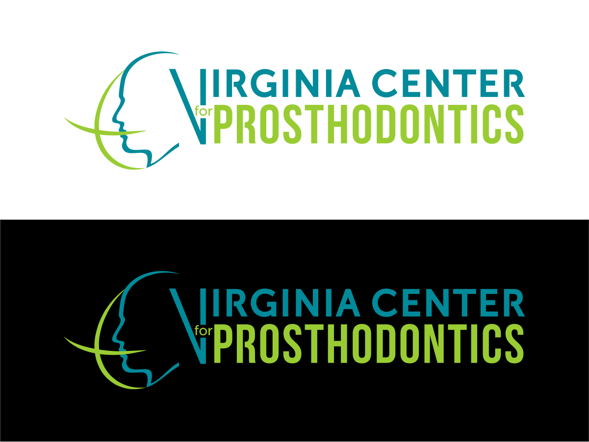 Logo Design by Private User - Entry No. 60 in the Logo Design Contest Imaginative Logo Design for Virginia Center for Prosthodontics.