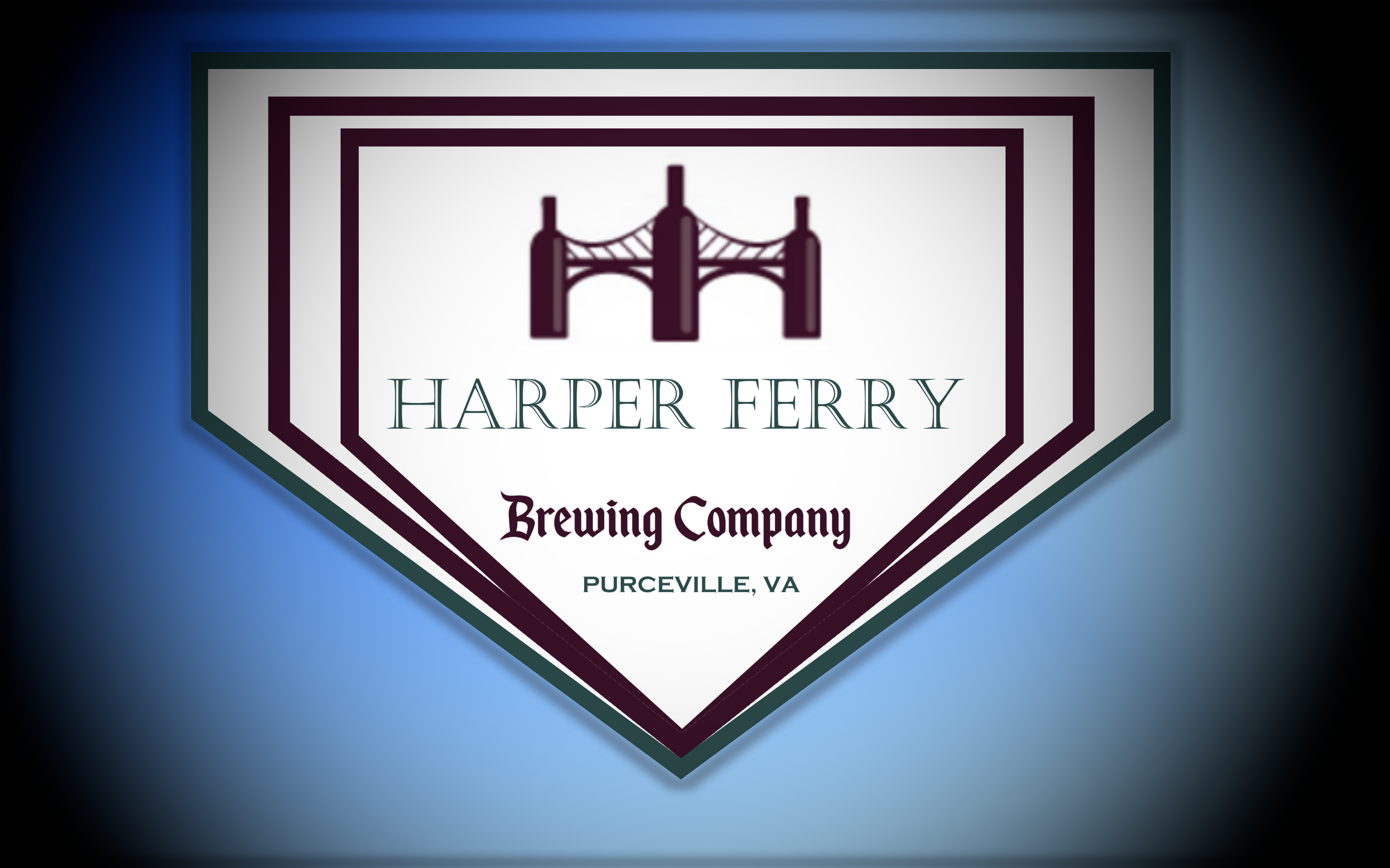 Logo Design by Roberto Bassi - Entry No. 147 in the Logo Design Contest Unique Logo Design Wanted for Harpers ferry brewing company.