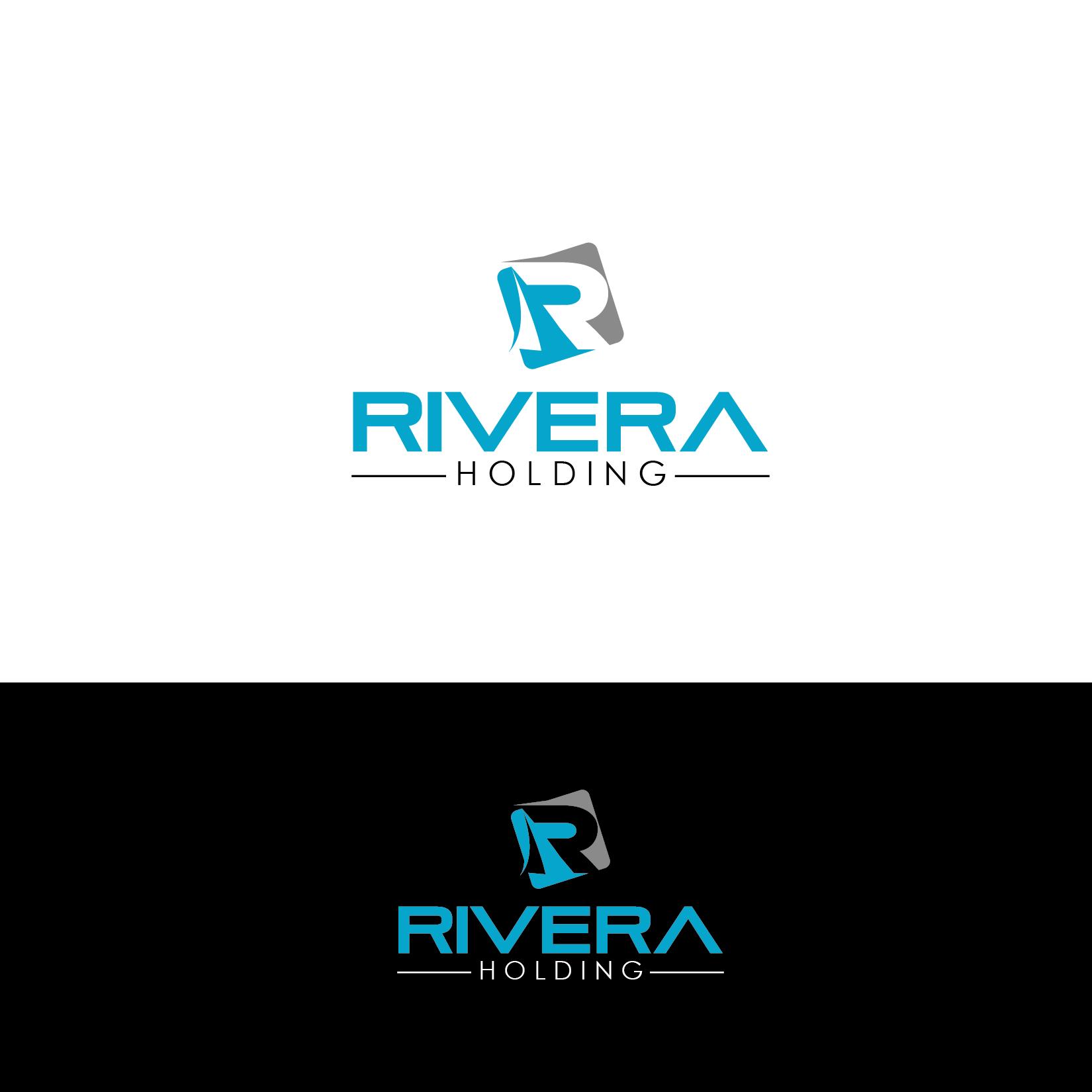 Logo Design by Private User - Entry No. 76 in the Logo Design Contest RIVERA HOLDING Logo Design.