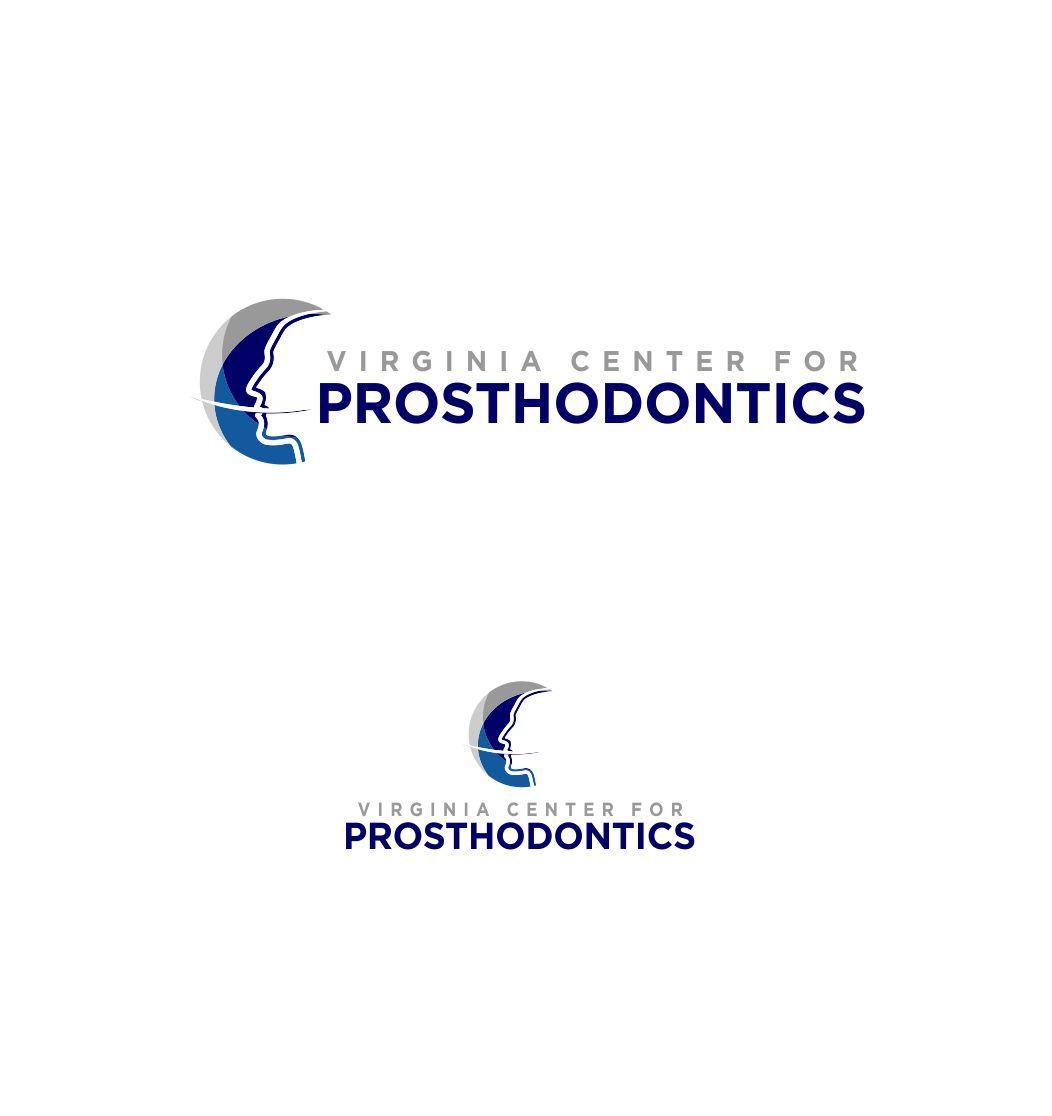 Logo Design by Raymond Garcia - Entry No. 62 in the Logo Design Contest Imaginative Logo Design for Virginia Center for Prosthodontics.