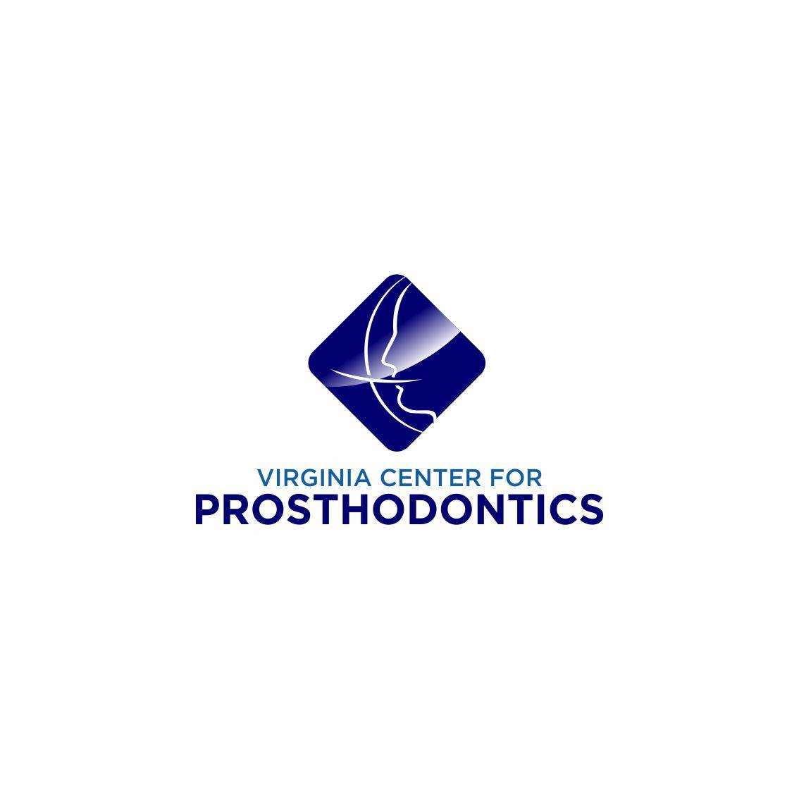 Logo Design by RasYa Muhammad Athaya - Entry No. 63 in the Logo Design Contest Imaginative Logo Design for Virginia Center for Prosthodontics.