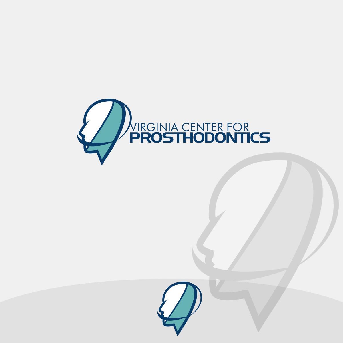 Logo Design by Private User - Entry No. 64 in the Logo Design Contest Imaginative Logo Design for Virginia Center for Prosthodontics.