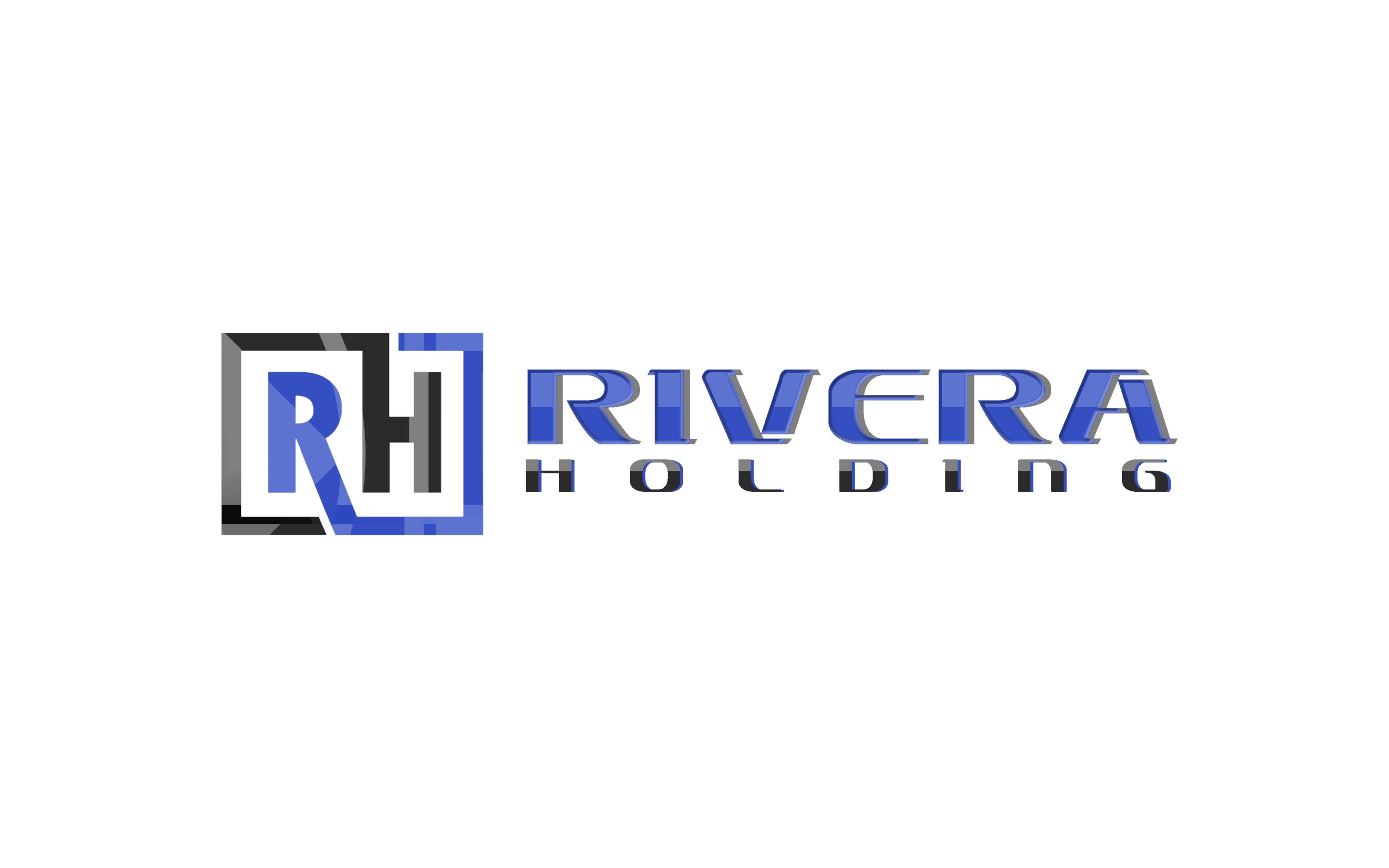 Logo Design by Roberto Bassi - Entry No. 89 in the Logo Design Contest RIVERA HOLDING Logo Design.