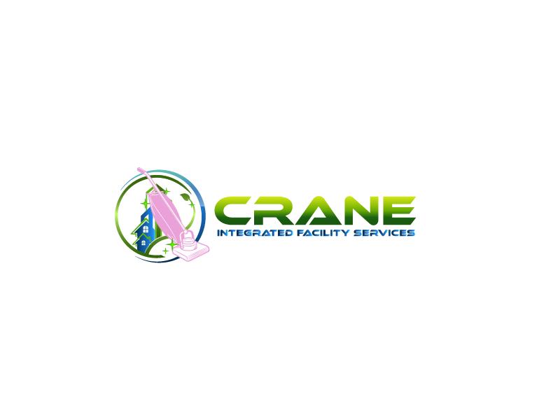 Logo Design by Private User - Entry No. 4 in the Logo Design Contest Inspiring Logo Design for Crane Integrated Facility Services.