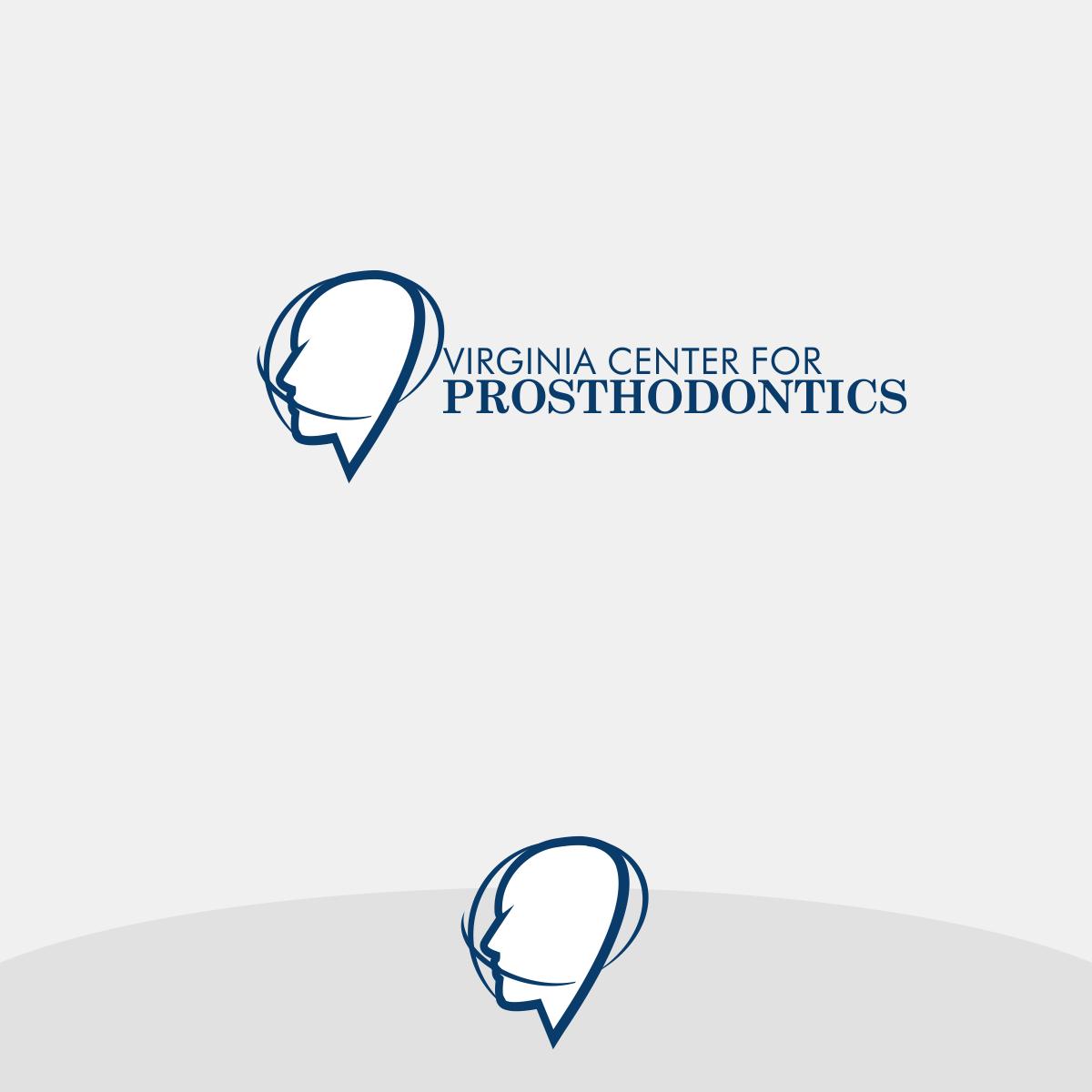 Logo Design by Private User - Entry No. 72 in the Logo Design Contest Imaginative Logo Design for Virginia Center for Prosthodontics.