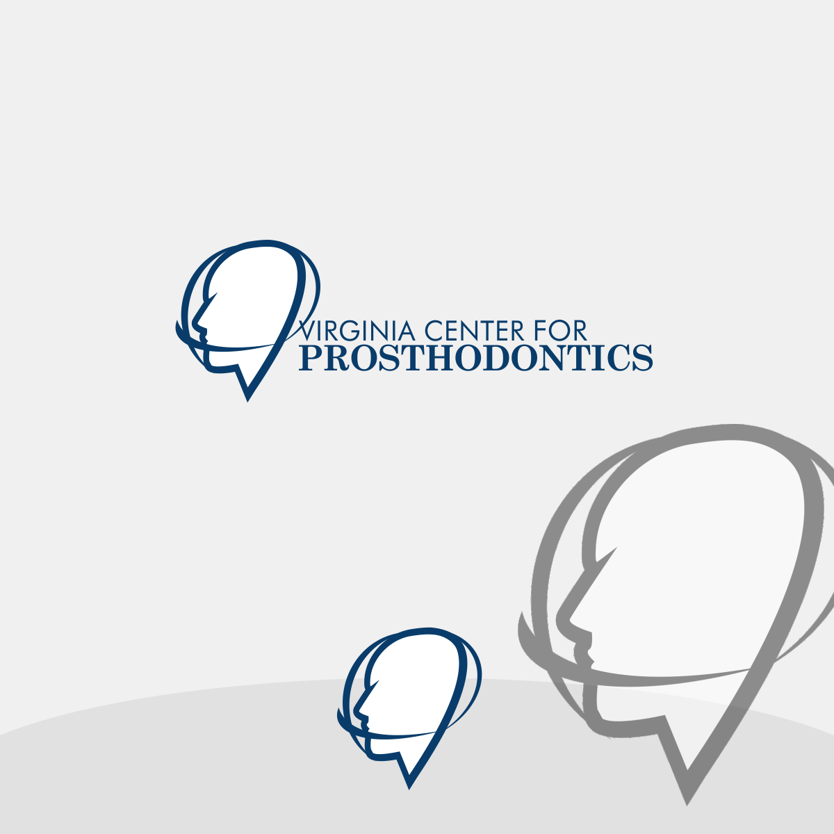 Logo Design by Private User - Entry No. 73 in the Logo Design Contest Imaginative Logo Design for Virginia Center for Prosthodontics.