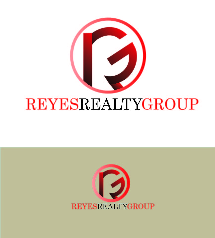 Logo Design by Arqui Acosta - Entry No. 20 in the Logo Design Contest Reyes Realty Group Logo Design.
