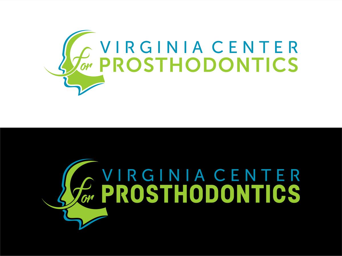 Logo Design by Private User - Entry No. 77 in the Logo Design Contest Imaginative Logo Design for Virginia Center for Prosthodontics.