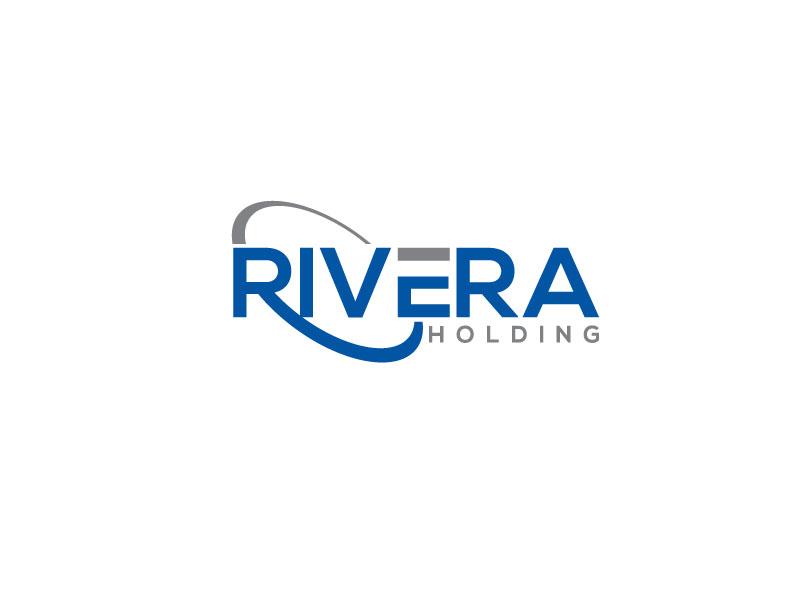 Logo Design by Private User - Entry No. 100 in the Logo Design Contest RIVERA HOLDING Logo Design.