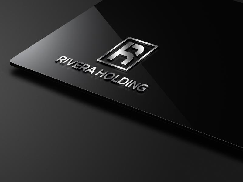Logo Design by Private User - Entry No. 106 in the Logo Design Contest RIVERA HOLDING Logo Design.