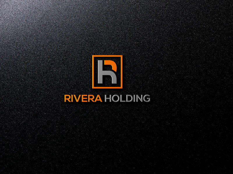 Logo Design by Private User - Entry No. 107 in the Logo Design Contest RIVERA HOLDING Logo Design.