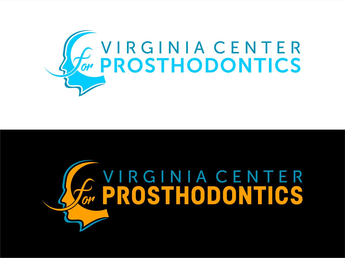 Logo Design by Private User - Entry No. 78 in the Logo Design Contest Imaginative Logo Design for Virginia Center for Prosthodontics.