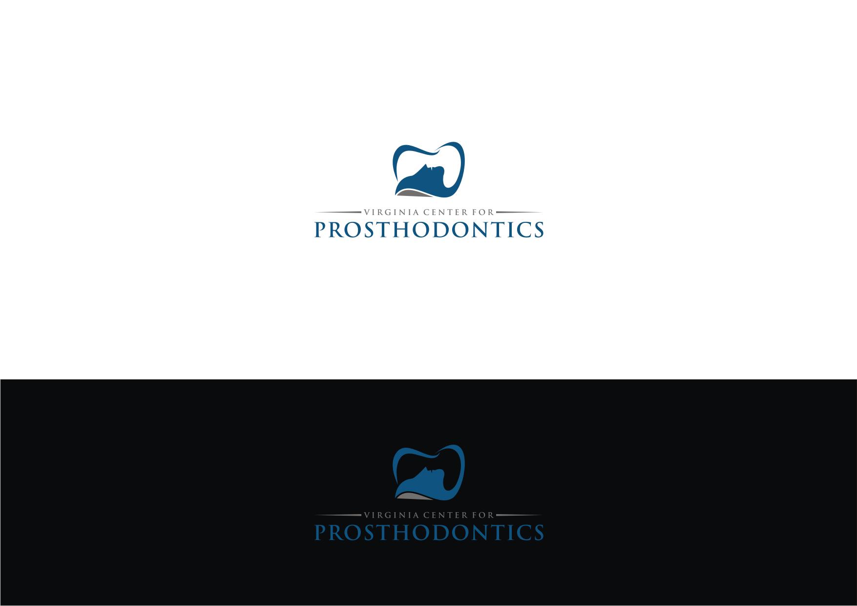 Logo Design by Sigitumarali Sigit - Entry No. 90 in the Logo Design Contest Imaginative Logo Design for Virginia Center for Prosthodontics.