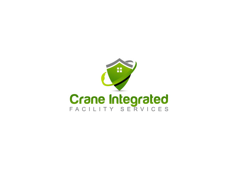 Logo Design by Private User - Entry No. 16 in the Logo Design Contest Inspiring Logo Design for Crane Integrated Facility Services.