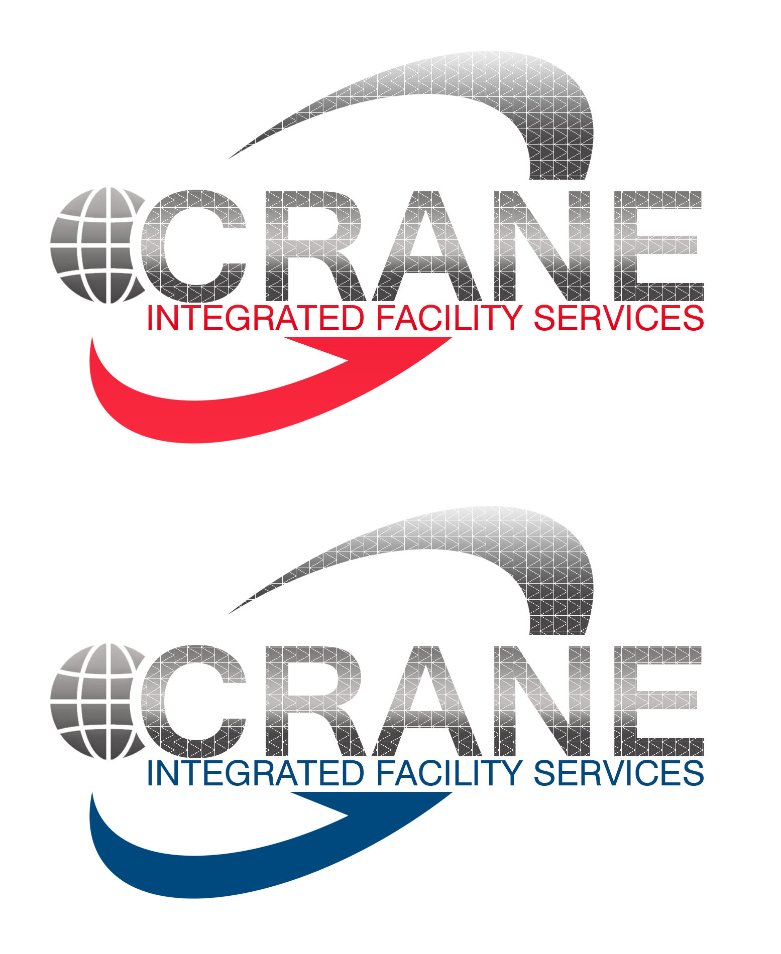 Logo Design by JSDESIGNGROUP - Entry No. 31 in the Logo Design Contest Inspiring Logo Design for Crane Integrated Facility Services.