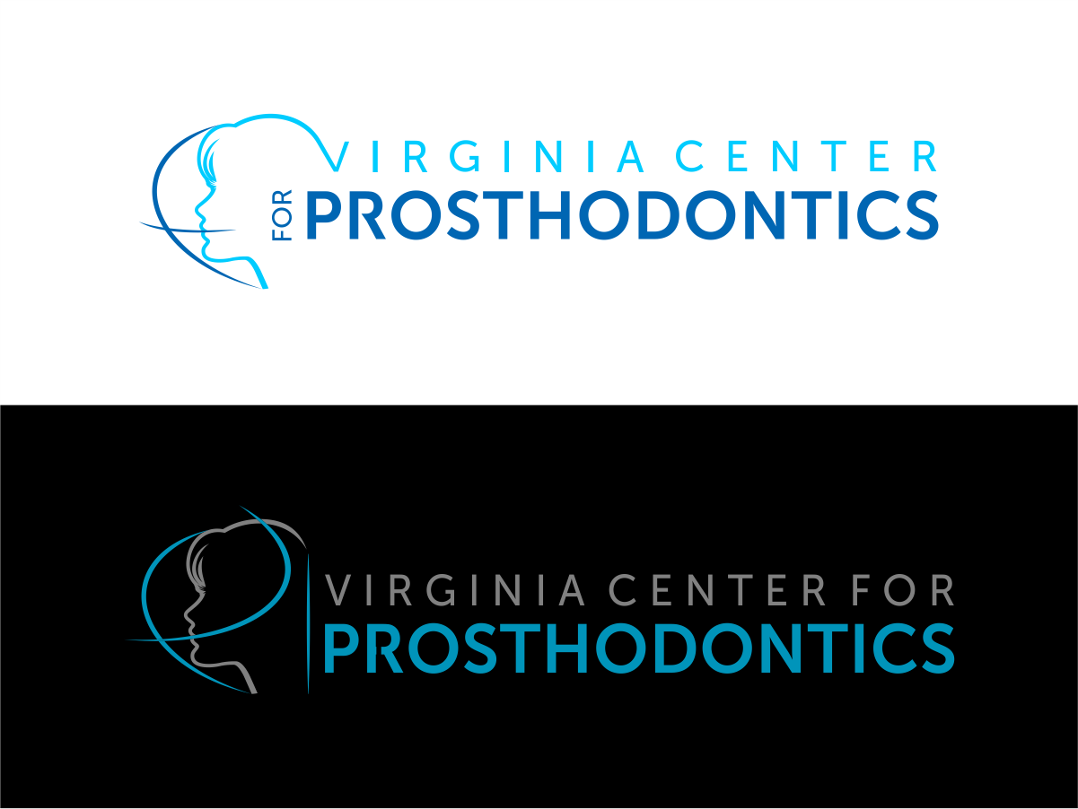 Logo Design by Private User - Entry No. 102 in the Logo Design Contest Imaginative Logo Design for Virginia Center for Prosthodontics.