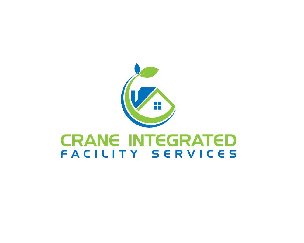 Logo Design by Mohammad azad Hossain - Entry No. 34 in the Logo Design Contest Inspiring Logo Design for Crane Integrated Facility Services.