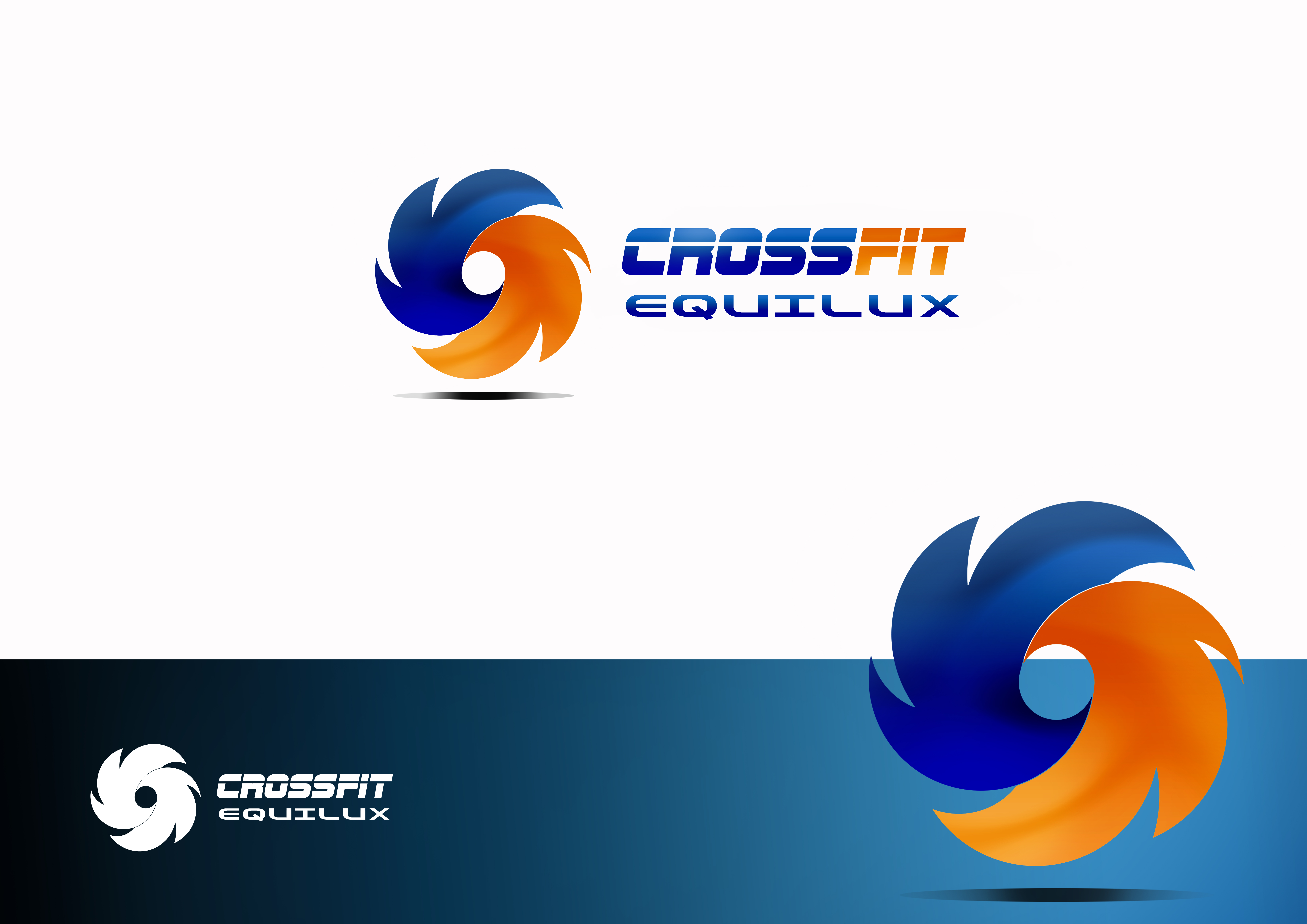 Logo Design by JSDESIGNGROUP - Entry No. 7 in the Logo Design Contest Unique Logo Design Wanted for CrossFit Equilux.
