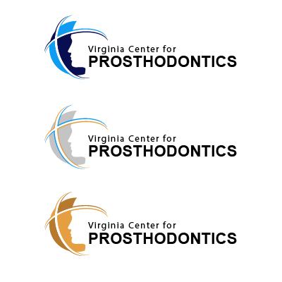 Logo Design by Mbelgedez - Entry No. 104 in the Logo Design Contest Imaginative Logo Design for Virginia Center for Prosthodontics.