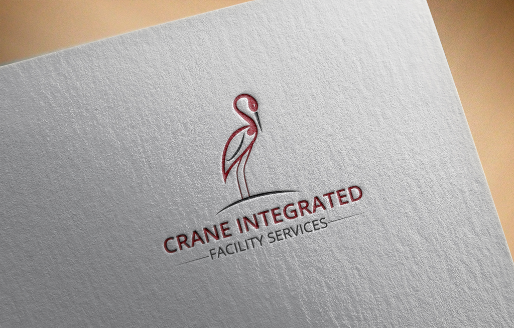 Logo Design by Sooraj SL - Entry No. 44 in the Logo Design Contest Inspiring Logo Design for Crane Integrated Facility Services.
