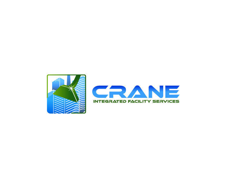 Logo Design by Private User - Entry No. 47 in the Logo Design Contest Inspiring Logo Design for Crane Integrated Facility Services.