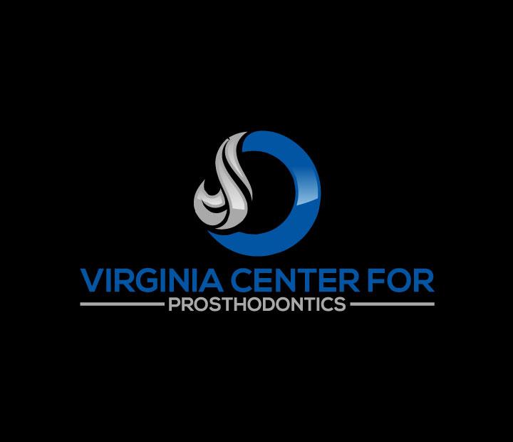 Logo Design by Private User - Entry No. 112 in the Logo Design Contest Imaginative Logo Design for Virginia Center for Prosthodontics.