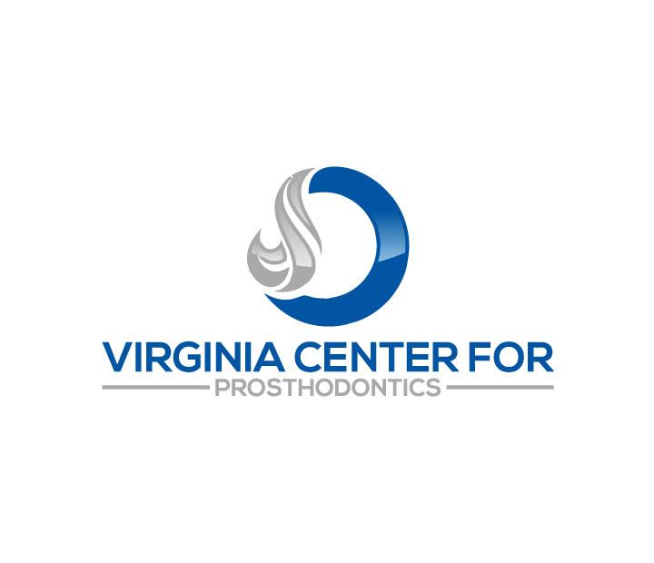 Logo Design by Private User - Entry No. 113 in the Logo Design Contest Imaginative Logo Design for Virginia Center for Prosthodontics.