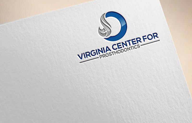 Logo Design by Private User - Entry No. 114 in the Logo Design Contest Imaginative Logo Design for Virginia Center for Prosthodontics.