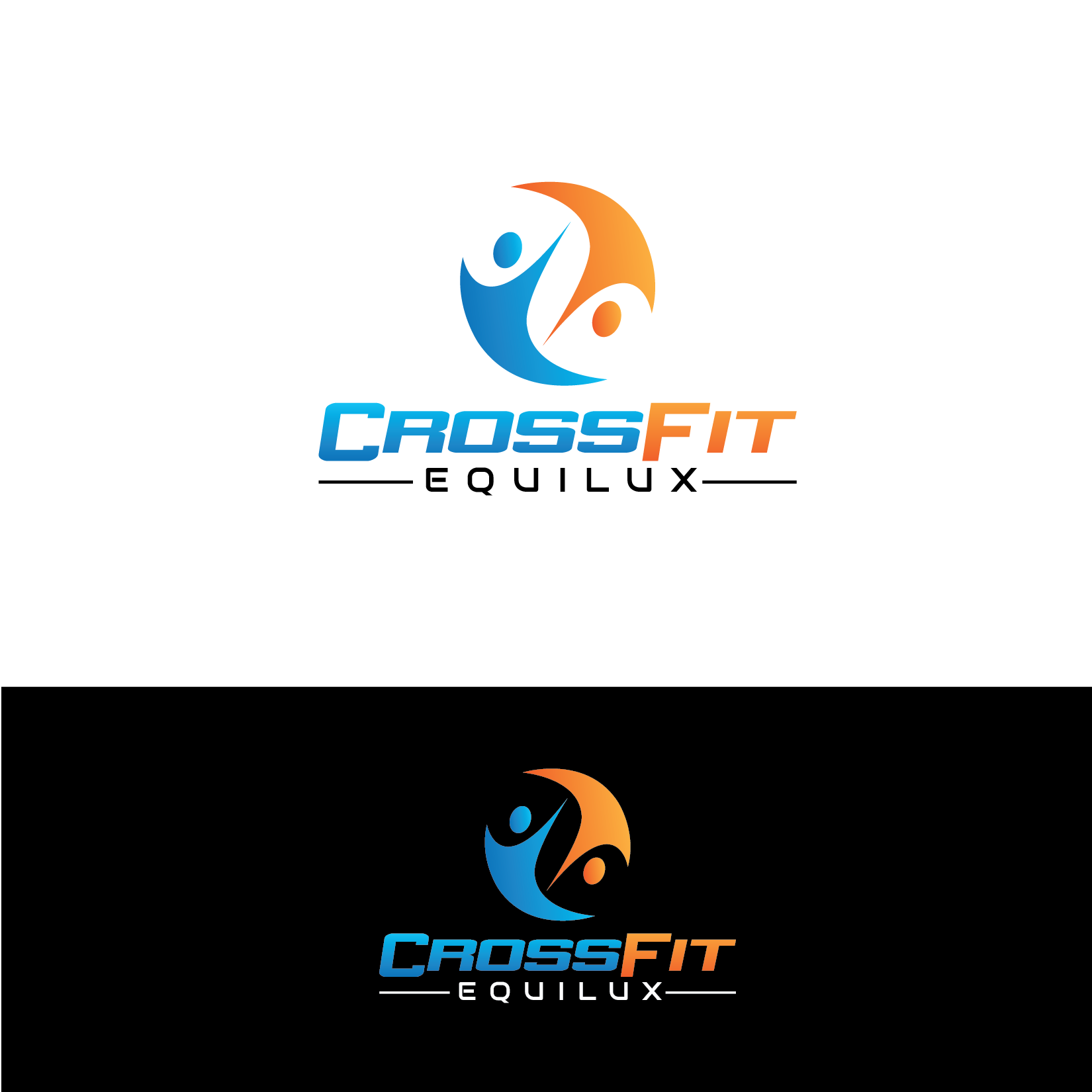 Logo Design by Private User - Entry No. 40 in the Logo Design Contest Unique Logo Design Wanted for CrossFit Equilux.
