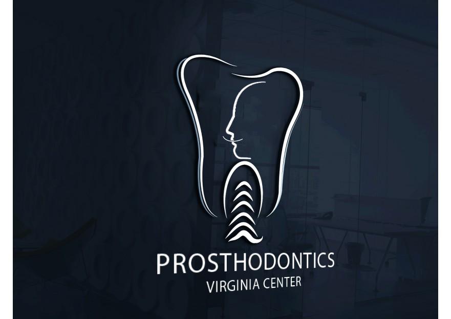Logo Design by Serhat Doymuş - Entry No. 116 in the Logo Design Contest Imaginative Logo Design for Virginia Center for Prosthodontics.
