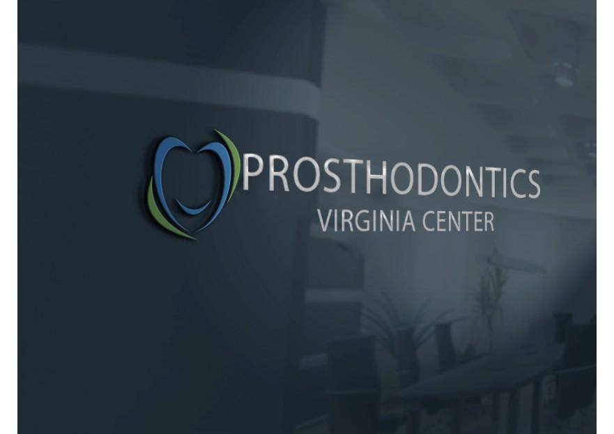Logo Design by Serhat Doymuş - Entry No. 120 in the Logo Design Contest Imaginative Logo Design for Virginia Center for Prosthodontics.