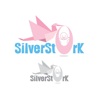 Logo Design by Hoshi.Sakha - Entry No. 72 in the Logo Design Contest SilverStork.