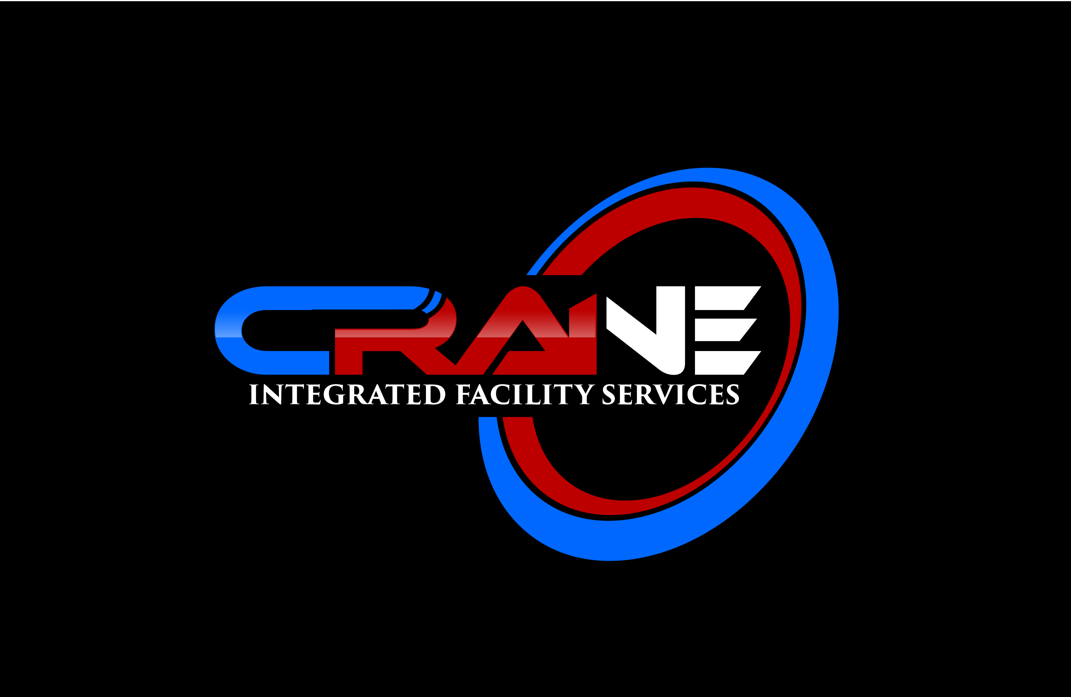 Logo Design by Cyril bail Geronimo - Entry No. 56 in the Logo Design Contest Inspiring Logo Design for Crane Integrated Facility Services.